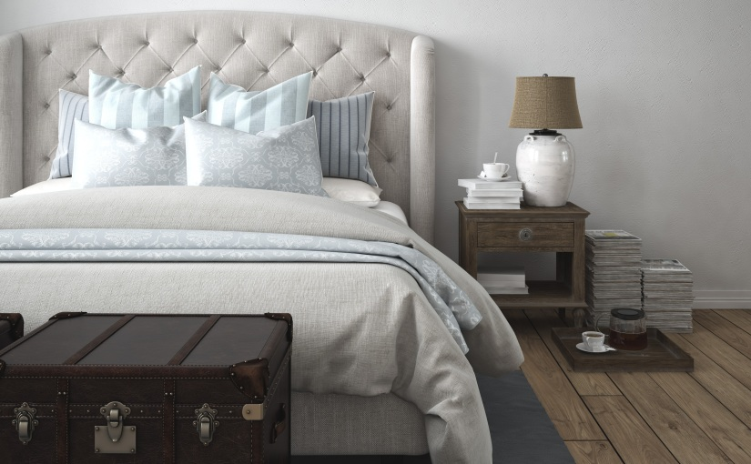 9 Simple Steps to Creating a Bedroom Sanctuary